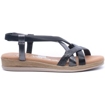 Zapatos Mujer Sandalias Oh My Sandals 4331 Negro