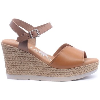 Zapatos Mujer Sandalias Oh My Sandals 4370 Marrón