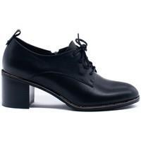 Zapatos Mujer Derbie Chiller SW19063 Negro