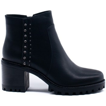 Zapatos Mujer Low boots Chiller SW19104N Negro