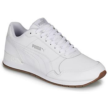Zapatos Hombre Zapatillas bajas Puma ST RUNNER Blanco