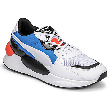 Zapatos Hombre Zapatillas bajas Puma RS 9.8 MERMAID Blanco / Negro / Azul