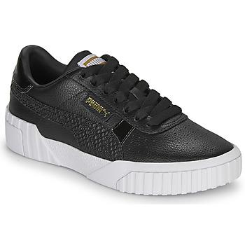 Zapatos Mujer Zapatillas bajas Puma CALI Negro