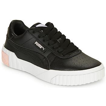 Zapatos Niña Zapatillas bajas Puma CALI Negro