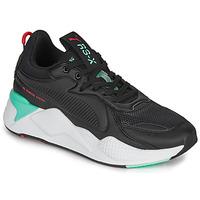 Zapatos Hombre Zapatillas bajas Puma RS-X Negro / Blanco