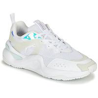 Zapatos Mujer Zapatillas bajas Puma RISE Glow Blanco