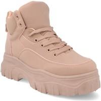 Zapatos Mujer Botas de caña baja Kylie K1941303 Rosa