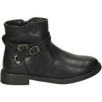 Zapatos Niños Tenis Chika 10 Botín para niña CHIKA10 CUBILETE 04 negro Noir