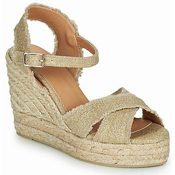 Zapatos Mujer Sandalias Castaner BROMELIA Dorado