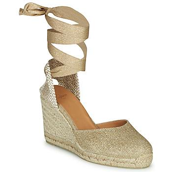 Zapatos Mujer Sandalias Castaner CARINA Dorado