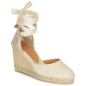 Zapatos Mujer Sandalias Castaner CARINA Crema