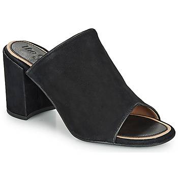 Zapatos Mujer Zuecos (Mules) Superdry EDIT MULE Negro
