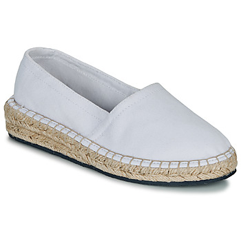 Zapatos Mujer Alpargatas Superdry CLASSIC WEDGE ESPADRILLE Blanco