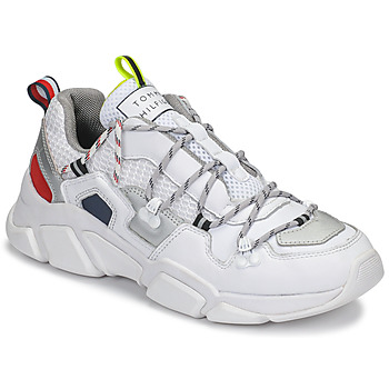 Zapatos Mujer Zapatillas bajas Tommy Hilfiger CITY VOYAGER CHUNKY SNEAKER Blanco