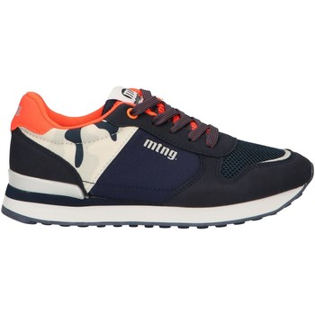 Zapatos Niños Multideporte MTNG 47732 Azul