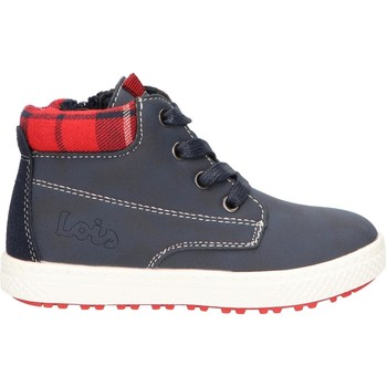 Zapatos Niños Zapatillas altas Lois 46060 Azul