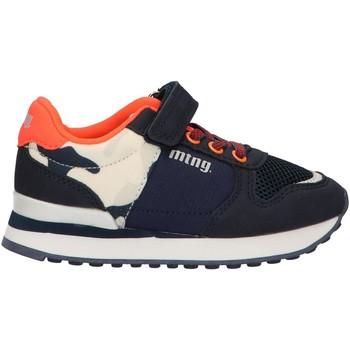 Zapatos Niños Multideporte MTNG 47733 Azul