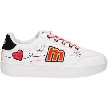 Zapatos Niña Multideporte MTNG 47938 Blanco