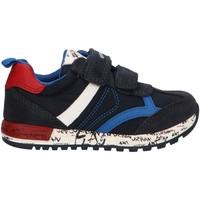 Zapatos Niño Multideporte Geox B943CC 0FU22 B ALBEN Azul