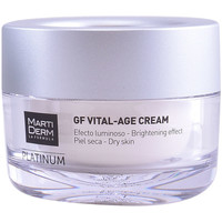 Belleza Antiedad & antiarrugas Martiderm Platinum Gf Vital Age Day Cream Dry Skin  50 ml