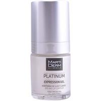 Belleza Antiedad & antiarrugas Martiderm Platinum Expression Eyes & Lips Contour Gel  15 ml