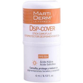 Belleza Hidratantes & nutritivos Martiderm Dsp-cover Stick De Camuflaje Spf50+  4 ml