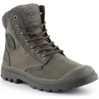 Zapatos Zapatillas altas Palladium Pampa Sport Cuff WPN 73234-309-M green