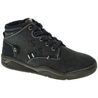 Zapatos Niño Botas de caña baja Lois 63023 Azul