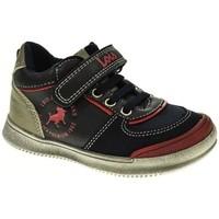 Zapatos Niño Botas de caña baja Lois 46110 Azul