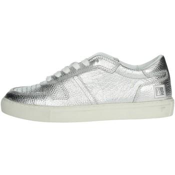 Zapatos Mujer Zapatillas bajas Date E20-9 Plata