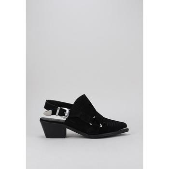 Zapatos Mujer Zapatos de tacón Krack CORBETT Negro