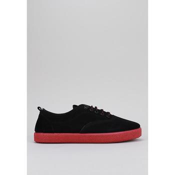 Zapatos Hombre Zapatillas bajas Krack  Negro