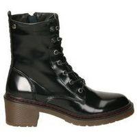 Zapatos Mujer Botines D'angela Botines  dcz16317 moda joven negro Noir