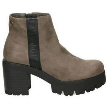 Zapatos Mujer Botines D'angela Botines  dcz16302-m moda joven marron Marron