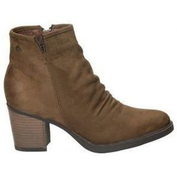 Zapatos Mujer Botines Isteria Botines  9227 moda joven marron Marron