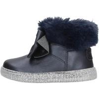 Zapatos Niña Zapatillas altas Balducci - Tronchetto blu CITA3353 BLU