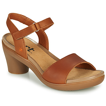 Zapatos Mujer Sandalias Art ALFAMA Marrón