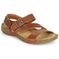 Zapatos Sandalias Art I BREATHE Marrón