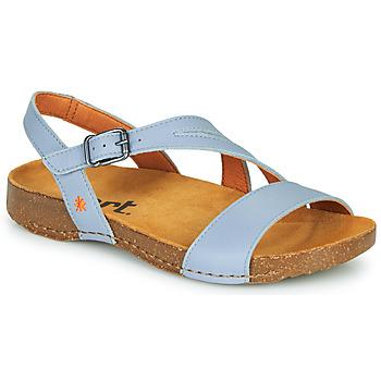 Zapatos Mujer Sandalias Art I BREATHE Azul