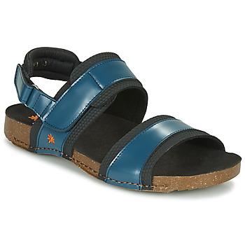 Zapatos Hombre Sandalias Art I BREATHE Azul