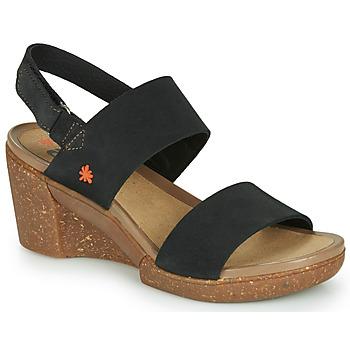 Zapatos Mujer Sandalias Art ROTTERDAM Negro