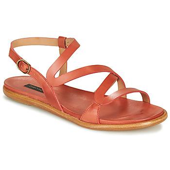 Zapatos Mujer Sandalias Neosens AURORA Rojo