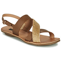 Zapatos Mujer Sandalias Neosens DAPHNI Marrón / Beige