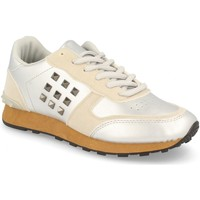 Zapatos Mujer Zapatillas bajas Ainy M-822 Plata