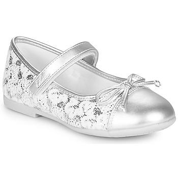 Zapatos Niña Bailarinas-manoletinas Chicco CLELIANA Plata