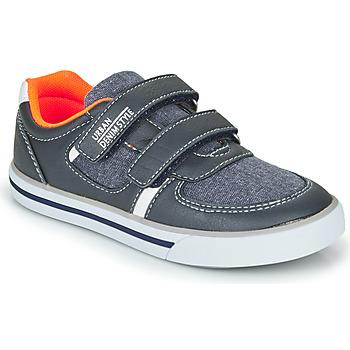 Zapatos Niño Zapatillas bajas Chicco FREDERIC Azul / Naranja