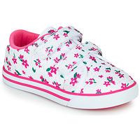 Zapatos Niña Zapatillas bajas Chicco FRANCY Blanco / Rosa