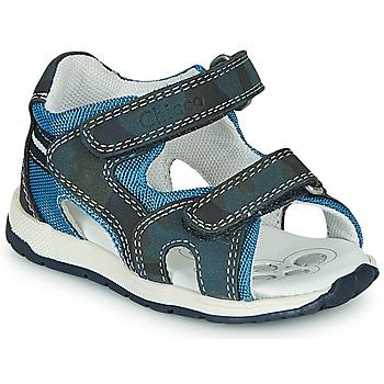 Zapatos Niño Sandalias de deporte Chicco GEREMIA Azul