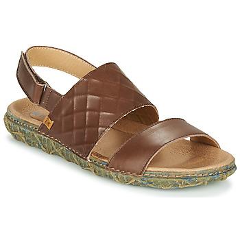 Zapatos Mujer Sandalias El Naturalista REDES Marrón