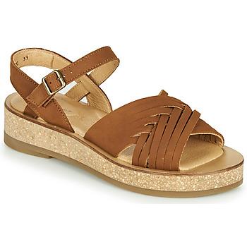 Zapatos Mujer Sandalias El Naturalista TÜLBEND Marrón